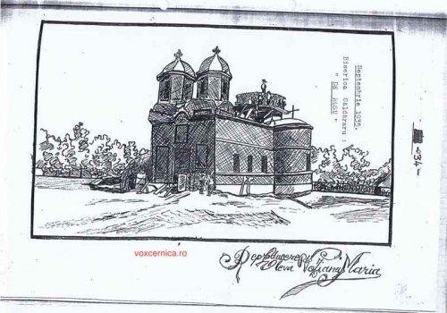 Istoria bisericii ortodoxe din satul Caldararu-Cernica. Avocat Constantin N. Popescu