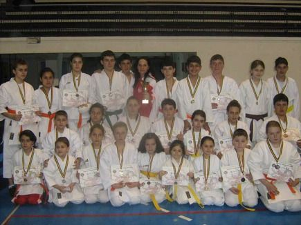 Club Sportiv Karate Progresu Cernica